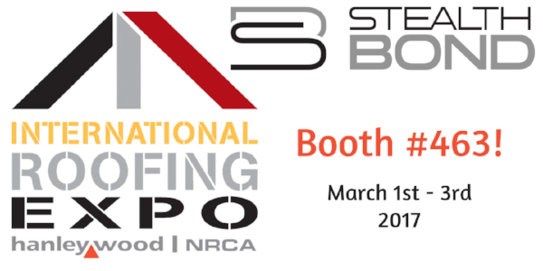 Join us at the 2017 International Roofing Show!