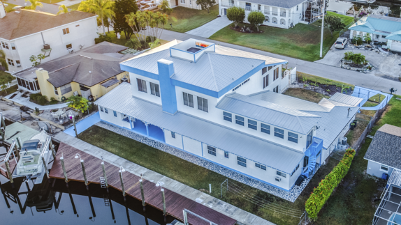 How to Protect Your Metal Roof During Hurricane Season