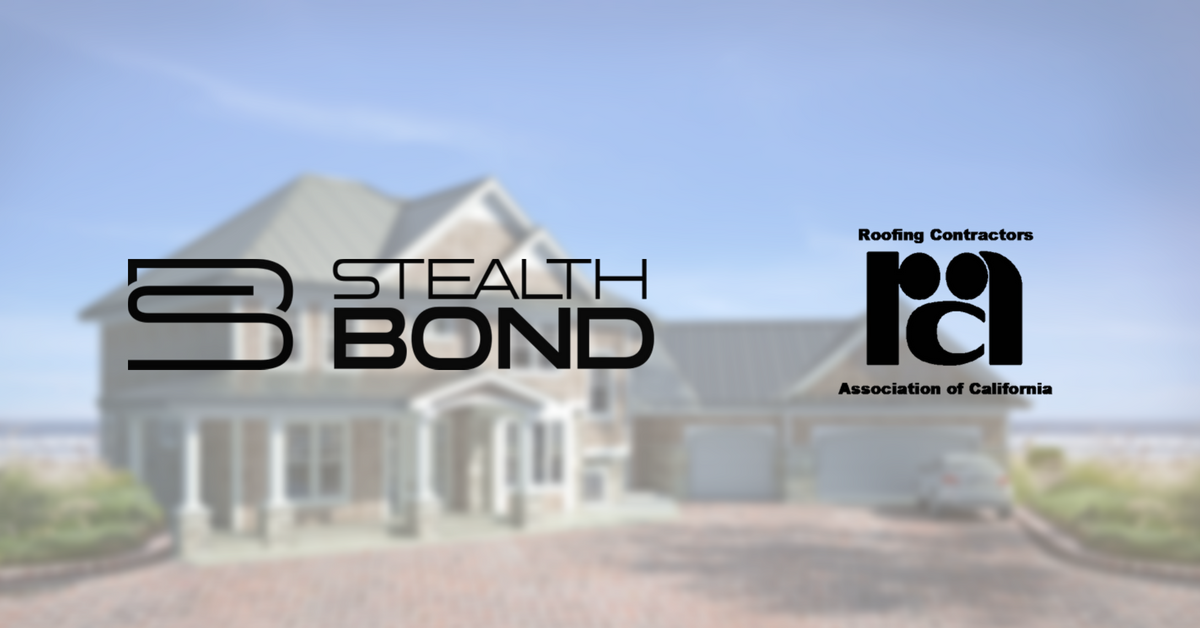 StealthBond® Becomes Member of RCAC
