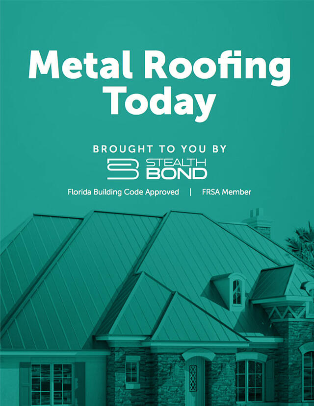 Metal Roofing Today eBook Cover