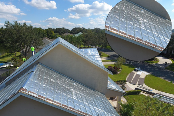 Install the StealthBond® Metal Roofing Installation System Directly Over Shingles
