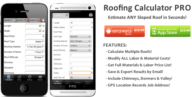 Top 5 Apps For Roofing Contractors